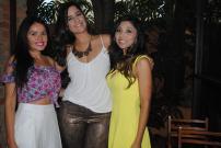 Eu, Renata e Lia Lima