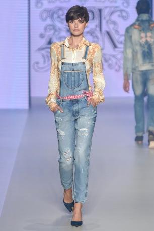 Samuel Cirnansck: Macação em sua versão jeans, must have!