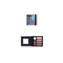 Coleção Fleur Papillon: Essential Palette é um estojo compacto, ideal para ser levado na bolsa. Apresenta seis sombras para os olhos nos tons de nude e marrom e acompanha também espelho. Fórmula livre de parabenos. Preço sugerido: R$ 29,90
